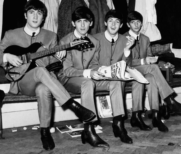 Anello-Davide-boots-as-worn-by-the-Beatles