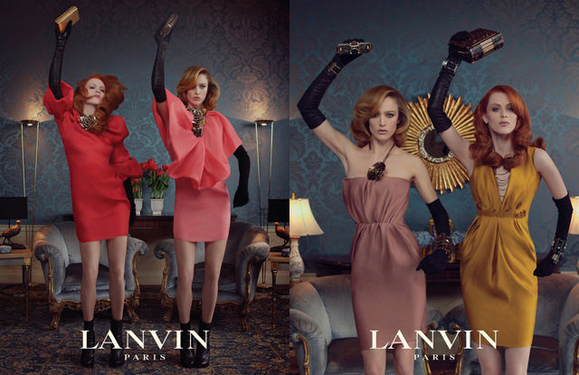 Lanvin-Fall-2011-Campaign-Meisel-4