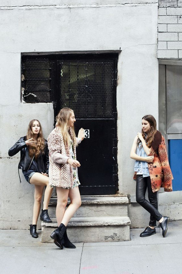 haim fashion gatecrasher